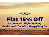 Irresistible Discount on Flight Tickets