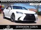 2020 Lexus GS 350 F SPORT NAV/LEVINSON/BLIND SPOT/SYSTEM+/MOONROOF