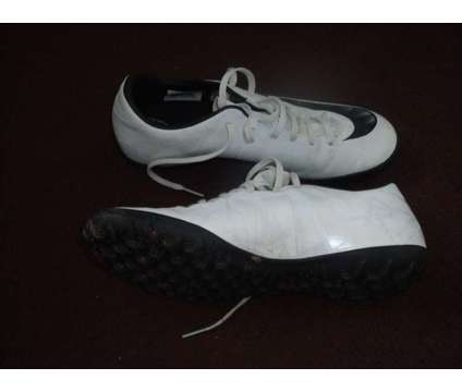 Trainers is a White Sports Equipments for Sale in Reading BRK