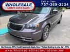 2015 Chrysler town & country Silver, 85K miles