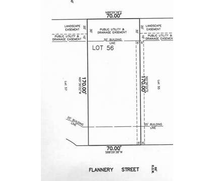Hanover Estates Manhattan IL Vacant Lot For Sale at 14148 W Flannery St in Manhattan IL is a Land