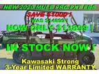 2020 Kawasaki Mule PRO-FXT EPS