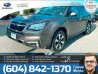 2018 Subaru Forester TOURING AWD SUV
