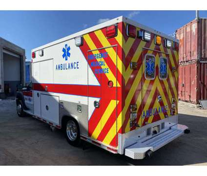 2014 Ford F-450 XLT Super Duty Bridgers Coach Ambulance is a 2014 Ford F-450 XLT Other Commercial Truck in Miami FL