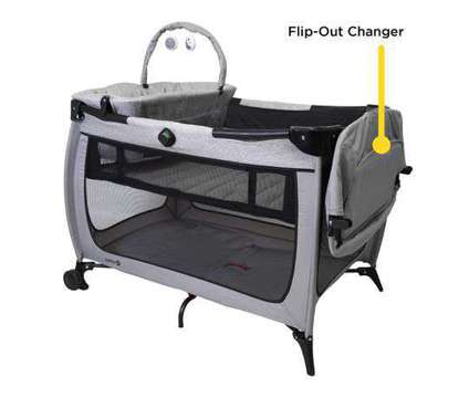 (NEW) Safety 1st Safe Stages Playard Portable Folds & Carry Bag is a Baby Safety Products for Sale in Toronto ON