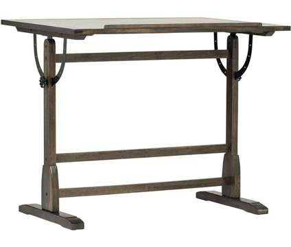 """(NEW) Drawing Drafting Table 42""""x30"""" Tilting BLACK Solid Wood is a Black Tables & Stands for Sale in Toronto ON"""