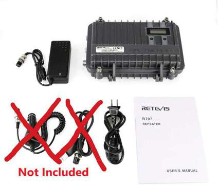 (NEW) Retevis RT97 Mobile Radio Long Range Base Line Amplifier is a Audios for Sale in Toronto ON
