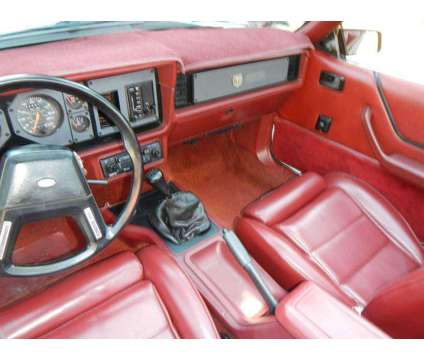 1984 GT350 Convertible Mustang 5.0 5spd is a 1984 Ford Mustang Convertible in Everett WA