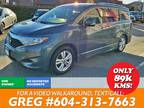 2011 Nissan Quest SV Minivan   Loaded Luxury, 1-Owner, No Accidents