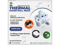 Buy Best Thermal Paper Roll in India