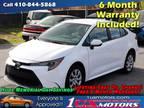 2020 Toyota Corolla 4dr Sdn Auto LE (Natl)