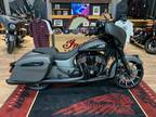 2021 Indian Motorcycle® Chieftain® Dark Horse® Titanium Smoke Motorcycle for