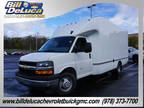 2021 Chevrolet Express Commercial Cutawa