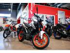 2021 KTM 200 Duke Motorcycle for Sale
