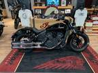 2021 Indian Motorcycle® Scout® Sixty ABS Thunder Black Motorcycle for Sale