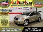 2009 Dodge Caliber SXT |NO ACCIDENTS|ONE OWNER|Sunroof|