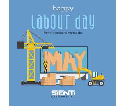 Happy Labour Day is a Other Announcements listing in Ernakulam KL