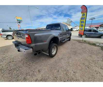 2010 Ford F350 Super Duty Crew Cab for sale is a Grey 2010 Ford F-350 Super Duty Car for Sale in Cheyenne WY