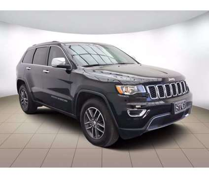 2018 Jeep Grand Cherokee Limited is a Black 2018 Jeep grand cherokee Limited SUV in Garden Grove CA