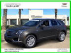 2019 Cadillac XT5 2019 Certified 3.6L V6 24V Automatic FWD Bose Premium OnStar