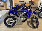 2021 Yamaha YZ250FX Motorcycle for Sale