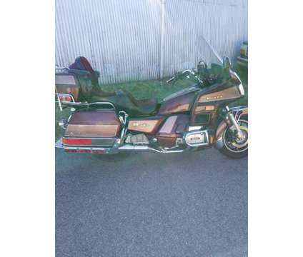 1987 Honda Goldwing GL1200 Aspencade is a 1987 Road Motorcycle in Lititz PA