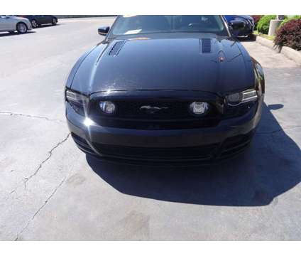 Used 2014 Ford Mustang 2dr Cpe is a Black 2014 Ford Mustang 2dr Cpe Car for Sale in Hamilton OH