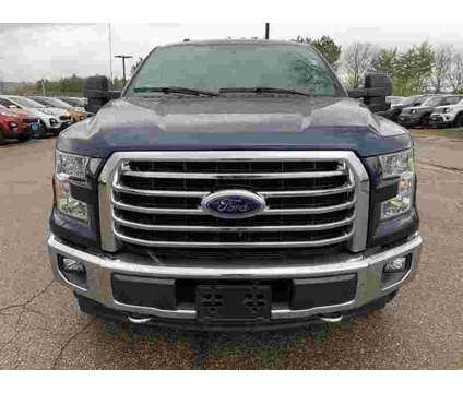 2017 Ford F-150 XLT is a Blue 2017 Ford F-150 XLT Truck in Tilton NH