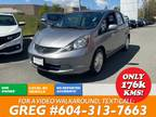 2010 Honda Fit LX: EVERYTHING FITS IN A FIT