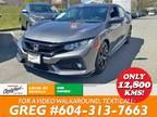 2019 Honda Civic Hatchback Sport SUPER FUN WITH ROOM FOR YOUR BIKE!