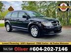 2015 Dodge Journey FWD SUV w/ Canada Value Pkg, Low KMs