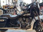 2020 Indian Motorcycle® Chieftain® Classic Thunder Black Motorcycle for Sale
