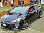 2014 Kia Forte Koup LEATHER-CAMERA((CLEAN TITLE,JUST 97KM,NEW BRAKE))
