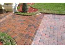 Paver Stone Cleaning & Restoration