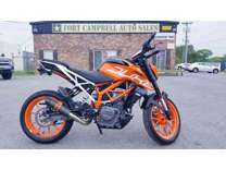 2018 ktm 390 duke for sale