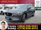 2021 MAZDA CX-5 Signature AWD SUV: ONLY 4,000 KMS! CLEAN CARFAX!