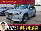 2018 Mazda Cx-9 Gt Awd Suv: 1-Owner, Low Kms! BC Unit!