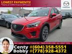 2016 Mazda Cx-5 Gt Awd Suv: 1-Owner, No Accidents, 36k Kms Only!