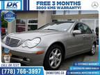 2003 Mercedes-Benz C320 3.2L