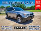 2004 BMW X3 AWD *Only 67k Miles, No Accidents*