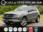 2012 Mercedes-Benz ML 350 SUV for sale