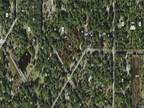 Plot For Sale In Crystal River, Florida