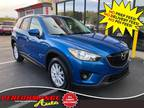 $13,991 2014 Mazda CX-5 with 90,068 miles!