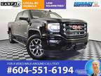 2016 GMC Sierra 1500 SLT Pickup Htd Seats, Backup Cam, BC Unit