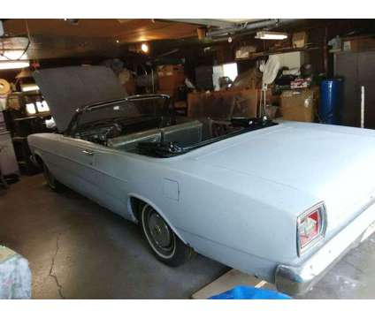 Ford Galaxie 500 Convertible is a 1966 Ford Galaxie Convertible in Mattoon IL