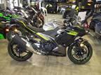2021 Kawasaki Ninja 400 ABS Metallic Graphite Gray / M Motorcycle for Sale