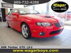 2006 Pontiac GTO Red, 28K miles