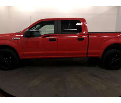Used 2020 Ford F-150 4WD SuperCrew 5.5' Box is a Red 2020 Ford F-150 Car for Sale in Indianapolis IN