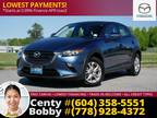 2019 Mazda Cx-3 Gs Awd Suv Low Kms! 1-Owner, No Accidents!
