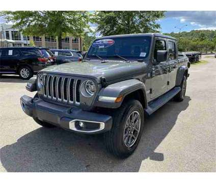 2020 Jeep Gladiator Overland is a Grey 2020 Overland Truck in Canton GA